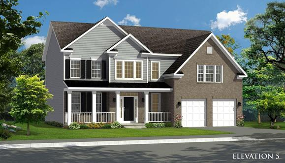 Oakdale II:Elevation 5