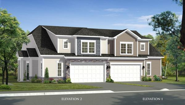 Longstreet ll:Elevation 2 & Elevation 1