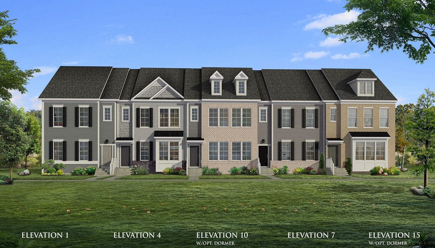 Elevations:Ava II Floorplan