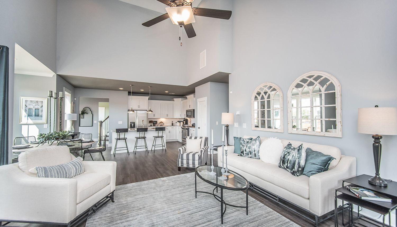 Lakehurst:Living Room