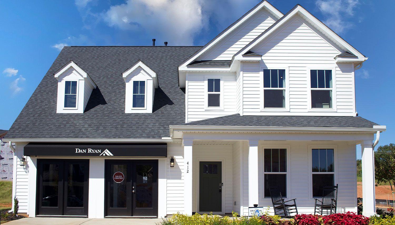 Reid Park:Model Home