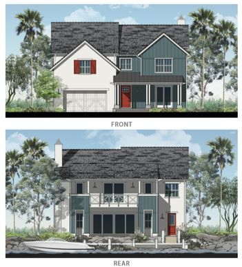 The Boathouse:Plan 3A