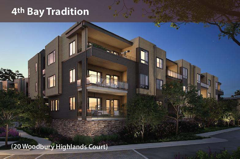 Diablo Terraces A1:Tradition Elevation