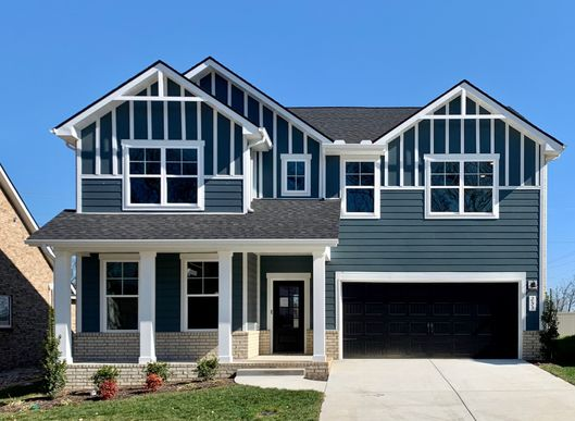 Home in Liberty Creek subdivision in Gallatin, Tennessee:No Caption