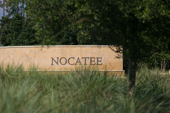 Nocatee - Entrance Monument