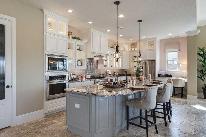Interior:The Grey - Kitchen