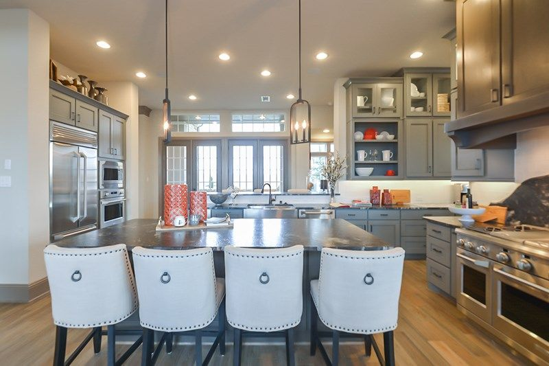 Interior:The Teff - Kitchen