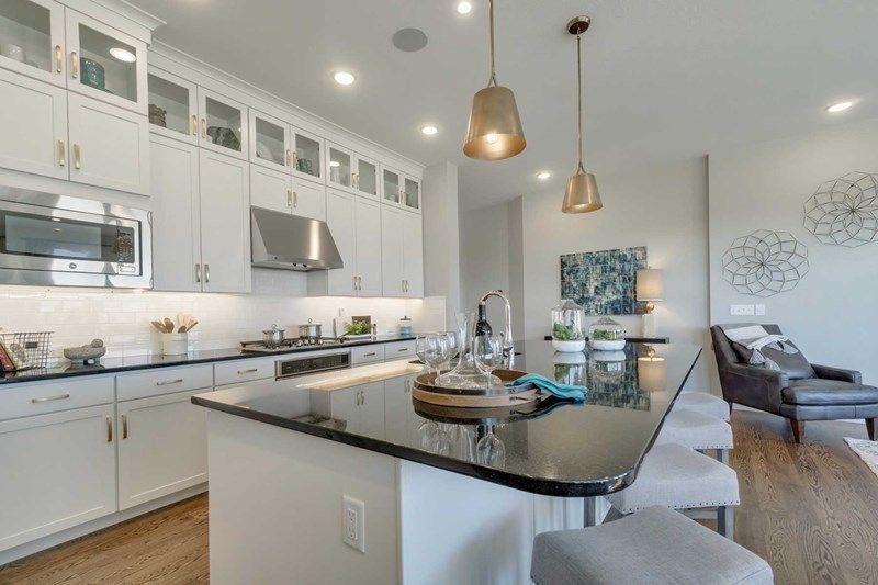 Interior:The Glisen - Kitchen