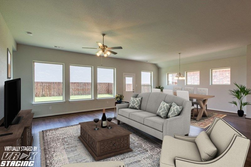 Interior:The Inwood - Family Room