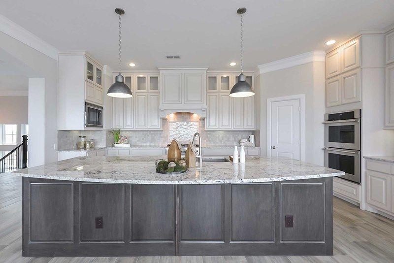 Interior:The Crescentview - Kitchen
