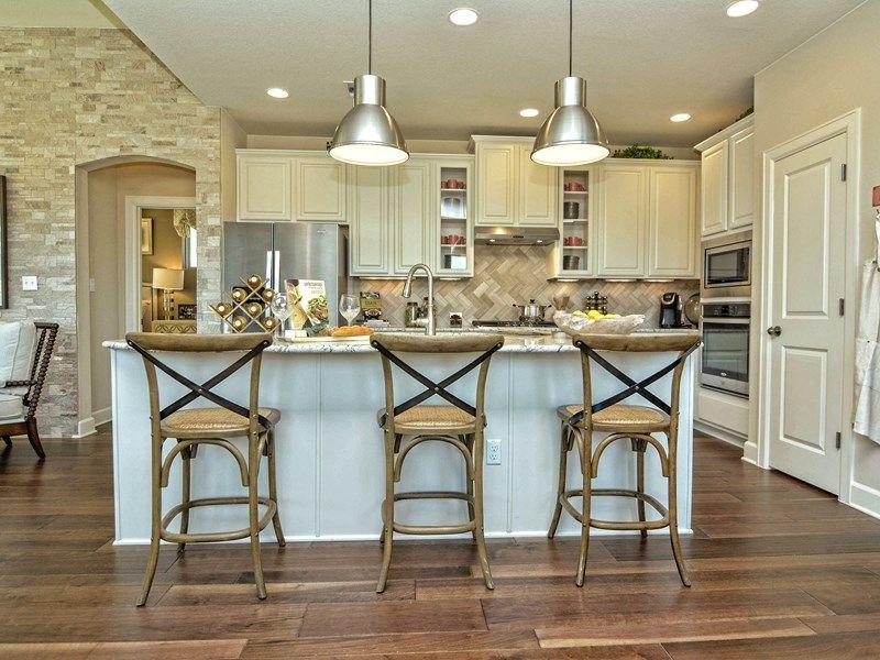 Interior:The Jewell - Kitchen