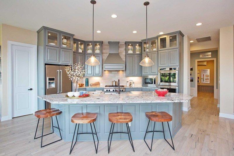 Interior:The Highcrest - Kitchen