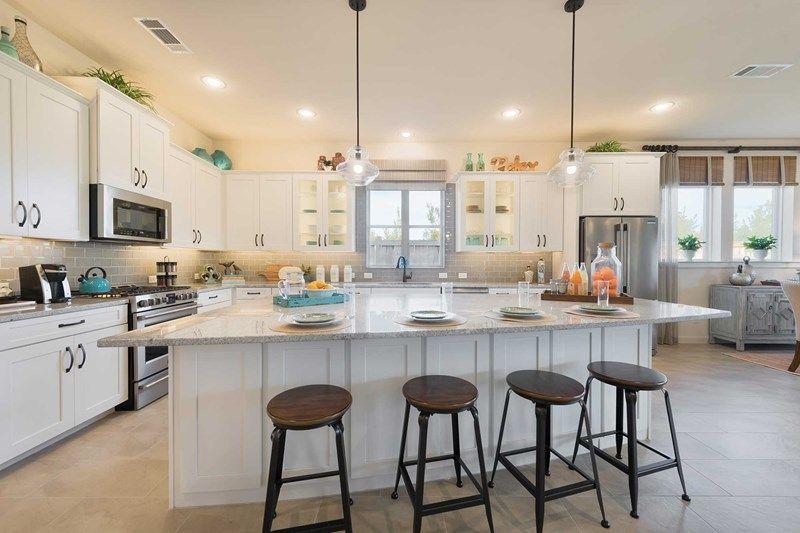 Interior:The Hennessey - Kitchen