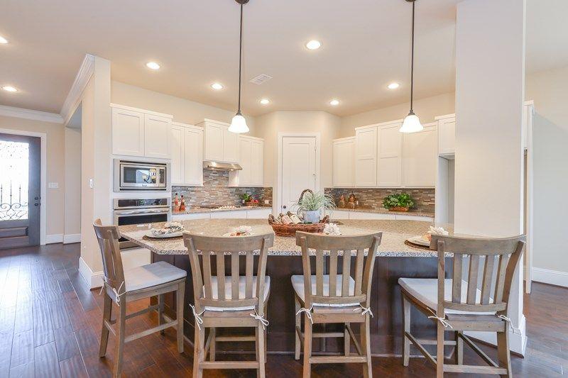 Interior:The Haven - Kitchen