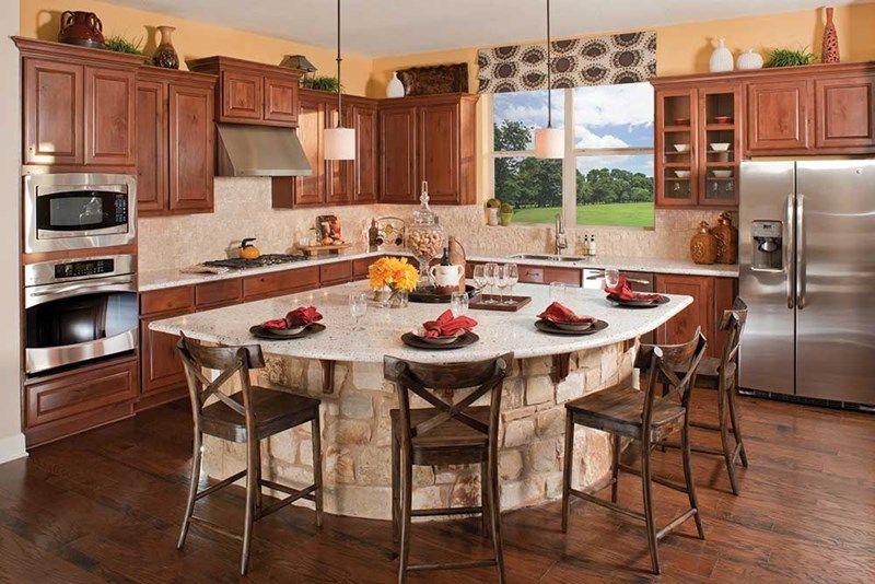 Interior:The Darby - Kitchen