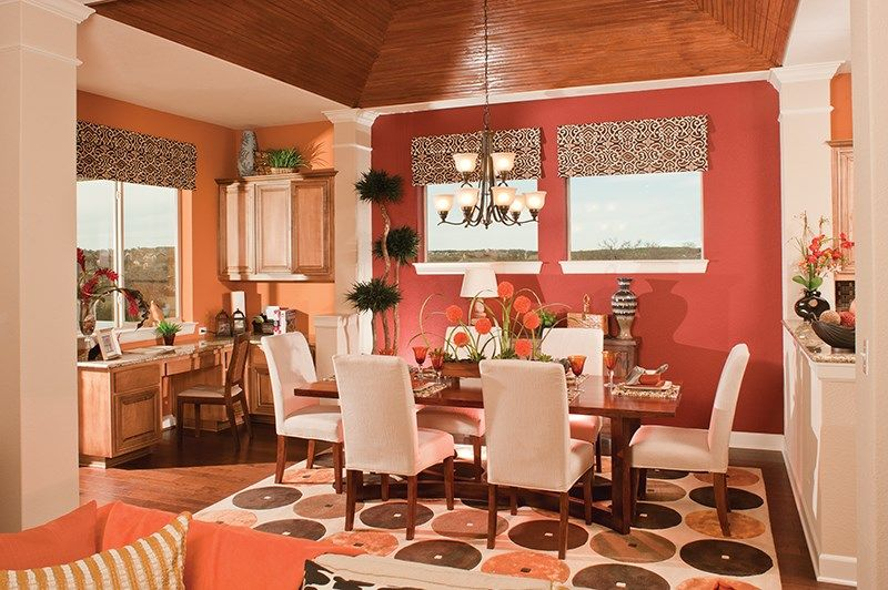 Interior:The Clayson - Dining Room