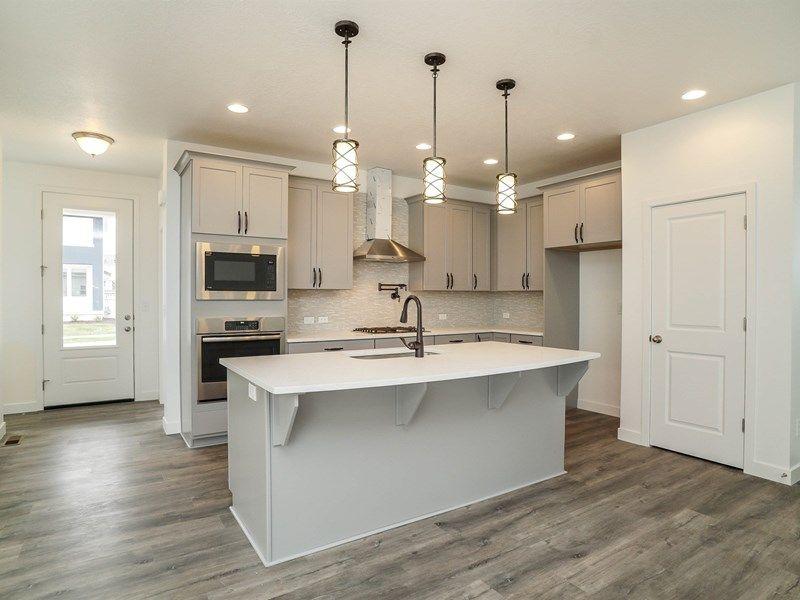 Interior:The Lanedale - Kitchen