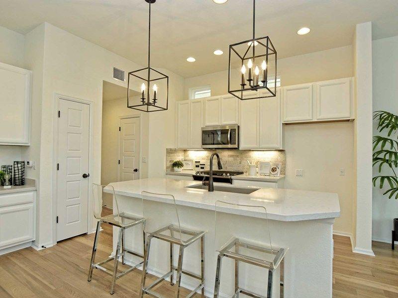 Interior:The Winifred - Kitchen