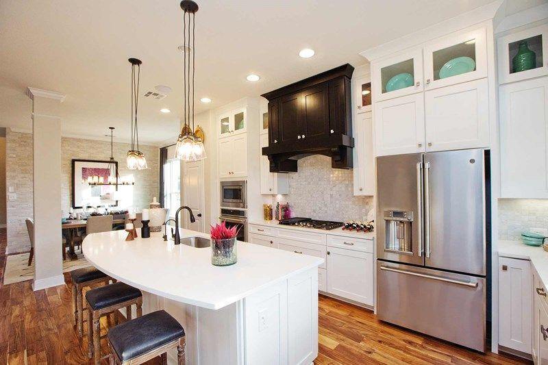 Interior:The Kingsview - Kitchen