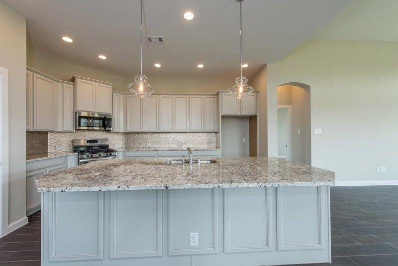 Interior:The Laport - Kitchen