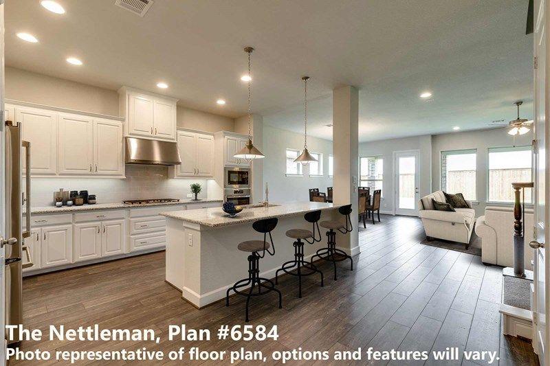 Interior:The Nettleman - Kitchen