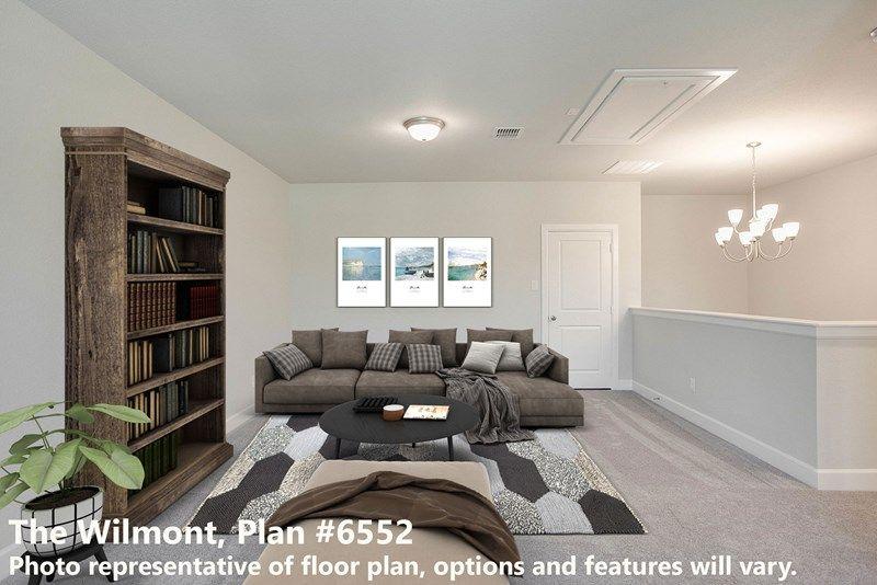 Interior:The Wilmont - Bonus Room