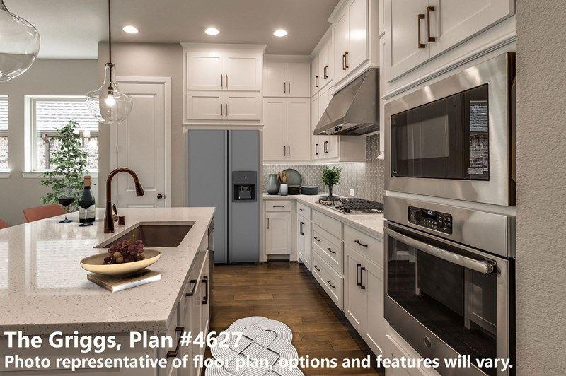 Interior:The Griggs - Kitchen
