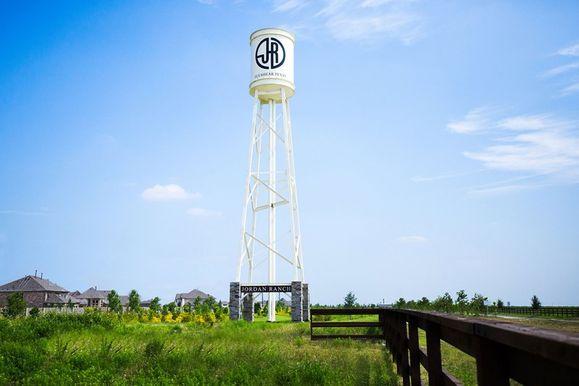 Water Tower at Jordan Ranch