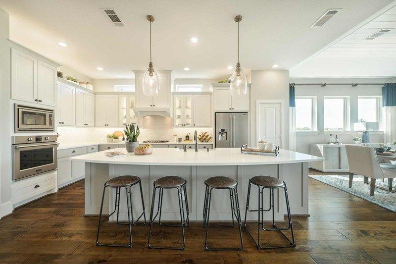Interior:The Glenmeade - Kitchen