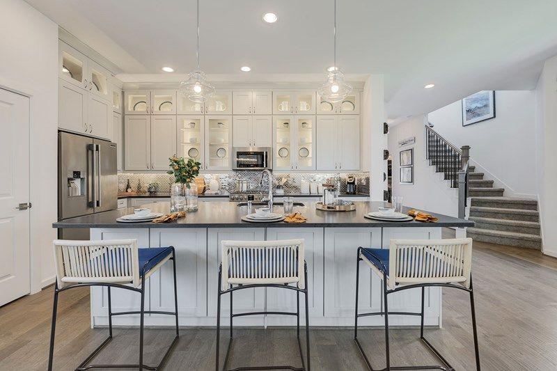 Interior:The Kitchen - Beckley