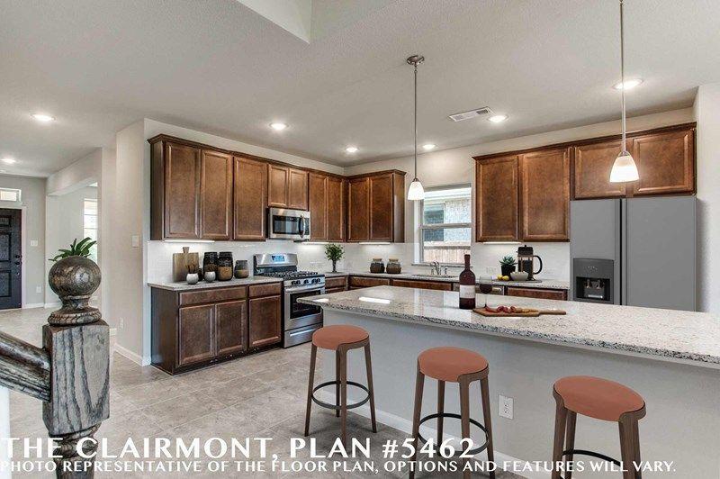 Interior:The Clairmont - Kitchen