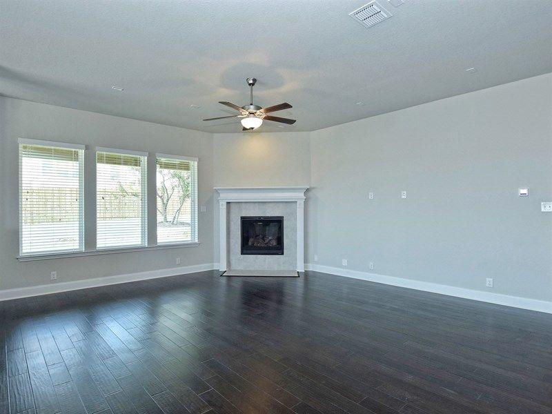 Interior:The Bradberry - Family Room