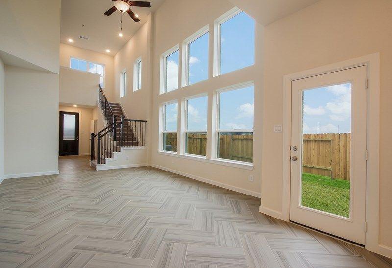 Interior:The Devon - Living Room