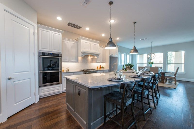 Interior:The Alford - Kitchen