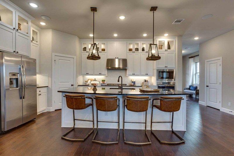 Interior:The Middlebrook - Kitchen