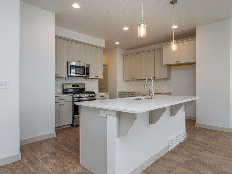 Interior:The Bowman - Kitchen