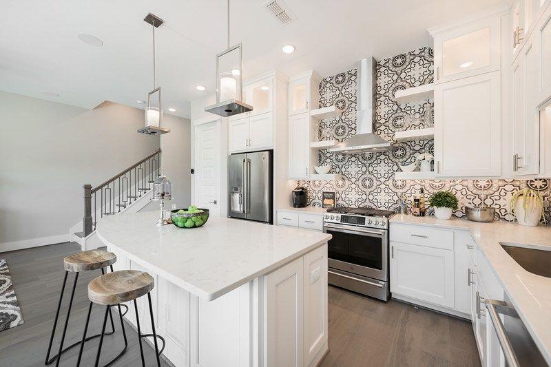 Interior:The Dacoma - Kitchen
