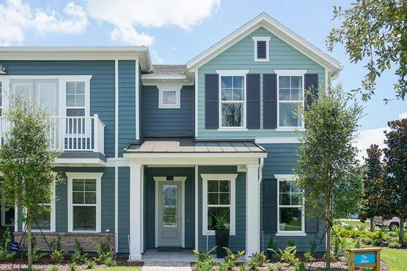 The Alton in Shearwater Townhomes