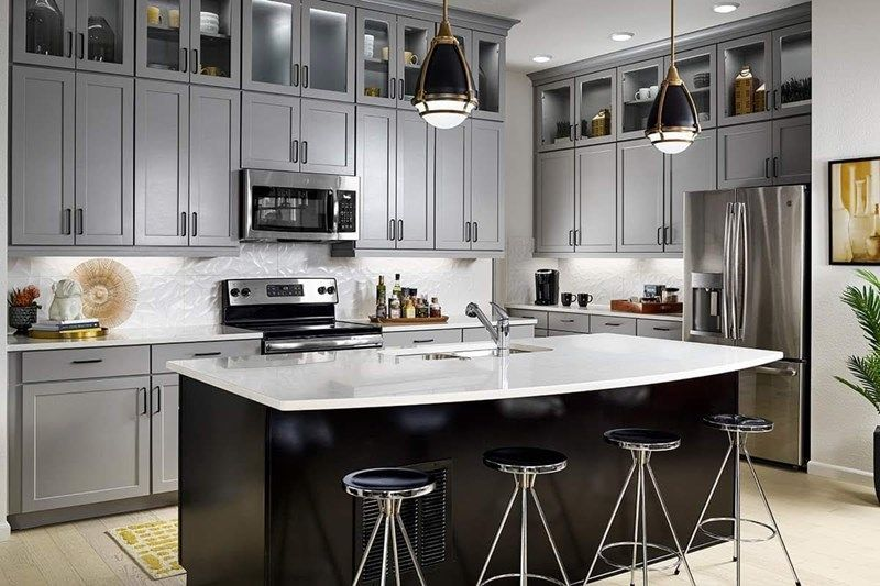 Interior:The Coleton - Kitchen