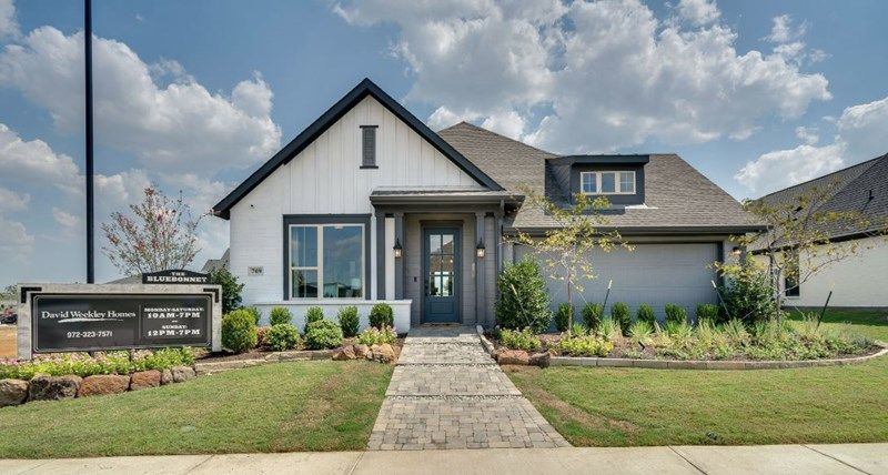 Exterior:The Bluebonnet - K Exterior