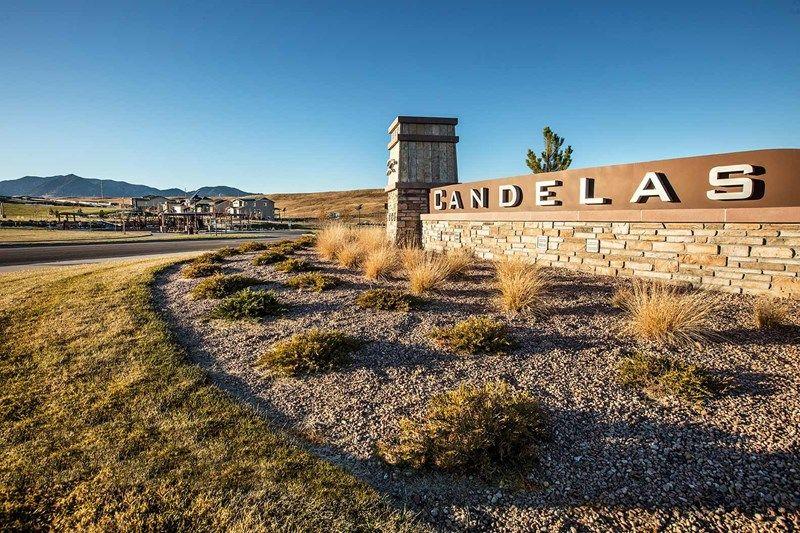 Candelas Mountain View - Entrance