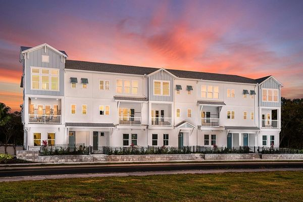 The Edgewood in City Homes at Payne Park Village