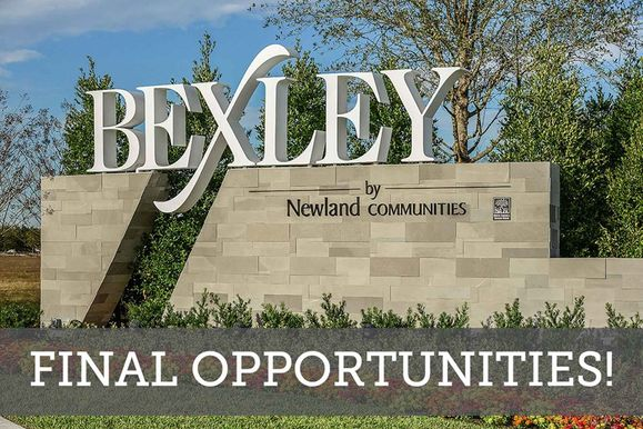 Bexley Cottage Series - Final Opportunities
