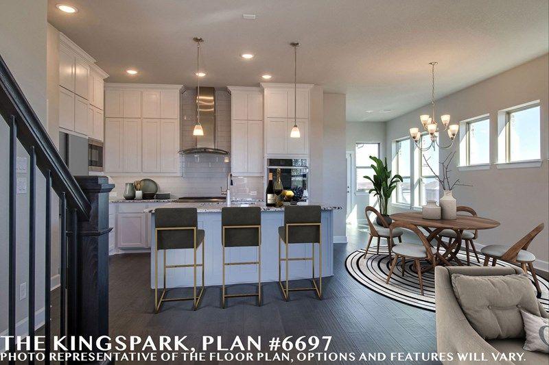 Interior:The Kingspark - Kitchen
