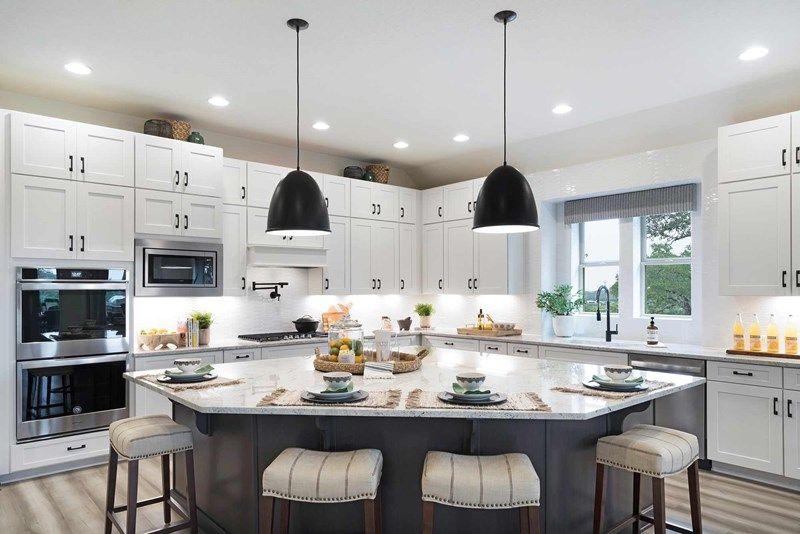Interior:The Ranger - Kitchen
