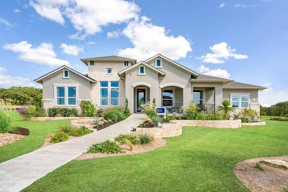 The Duffie in Estates at Sawyer Ranch
