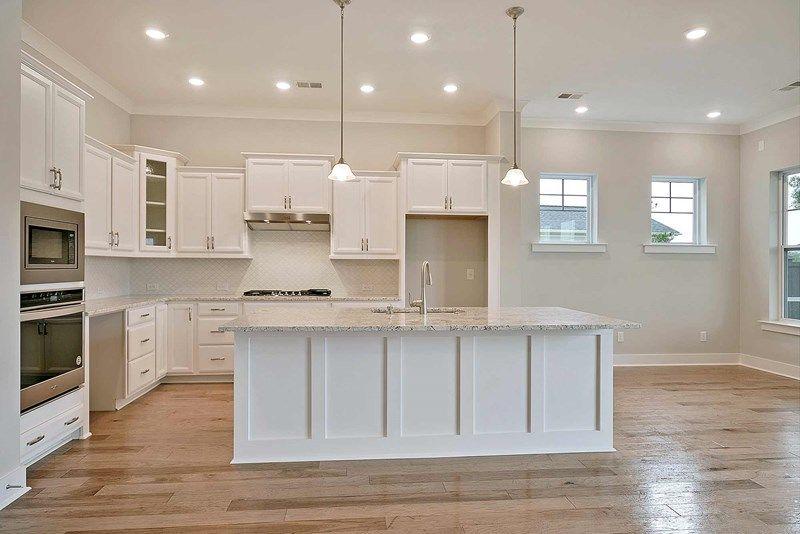 Interior:The Goodall - Kitchen