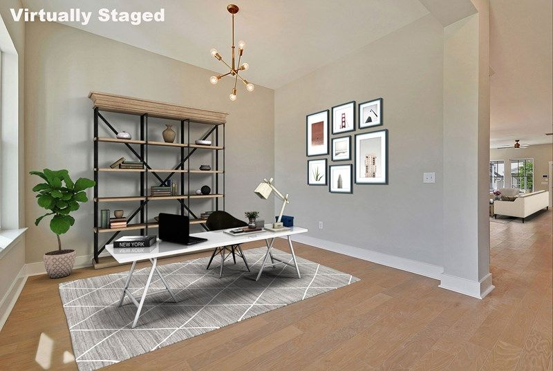 Interior:The Kellicreek - Study