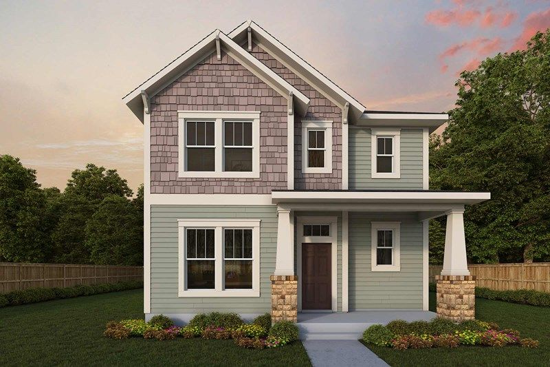 Exterior:The Benefield - B Exterior