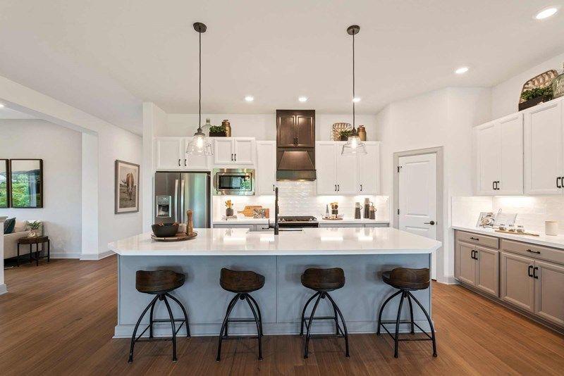 Interior:The Ridgegate - Kitchen